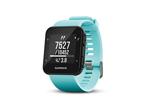 Garmin Forerunner 35, Easy-to-Use GPS Running Watch, Frost Blue, 1 (010-01689-02) 3