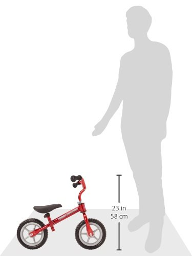 Chicco 1716000070 Red Bullet Balance Training Bike by Chicco (Image #8)