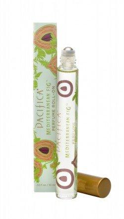 Pacifica Perfume Roll-On Mediterranean Fig -- 0.33 fl oz
