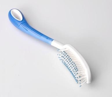 Etac 80210072 12'' Beauty Hairbrush