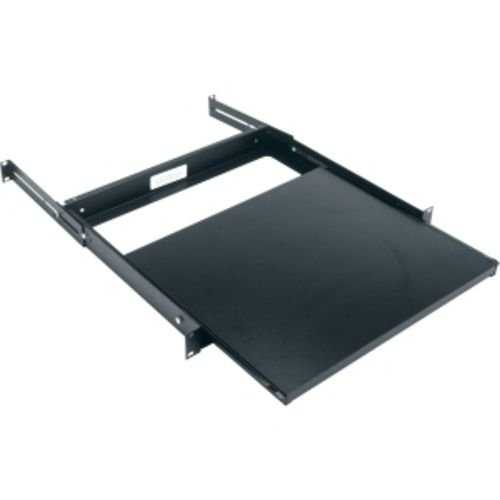 Middle Atlantic SSL Sliding Shelf Low Profile, Single Rack Space, 35 lbs Weight - Sliding Shelf Rack