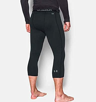 Under Armour Outerwear Mens Base 2.0 3//4 Leggings