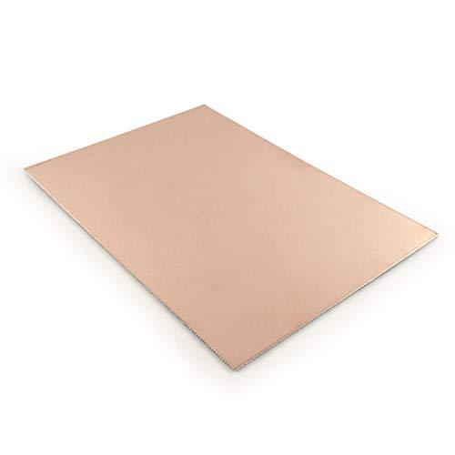 4 x 2.7 inch 10Pcs Single Side MCIGICM FR-4 Copper Clad PCB Laminate Circuit Board