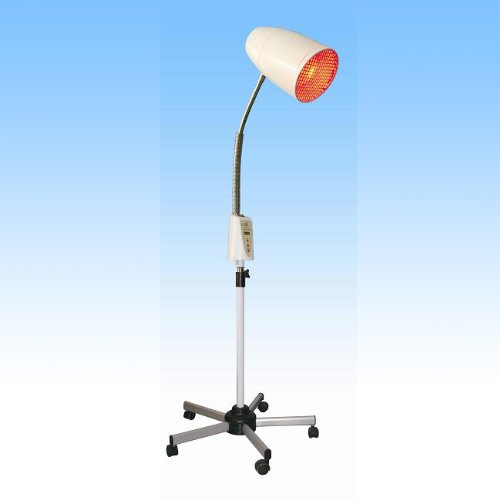 German Tech Infrared Lamp with Digital Readout, Durable,No Annoying Noise of the Regular Dial Knob Timer,Elegant Appealing, Premium Quality