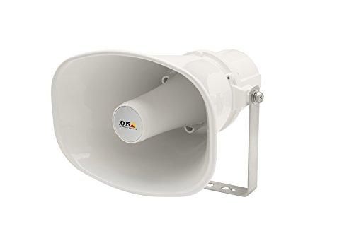 Axis Communications 0767-001 C3003-E Network Horn Speaker...