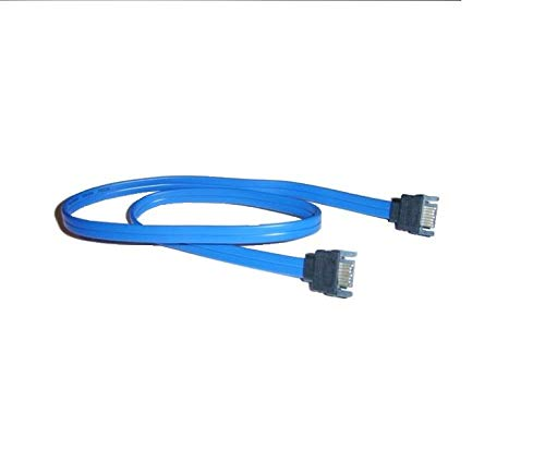 SATA Cable with Male to Male Connections - 7 Pin Micro SATA Cables CBL7PSMTSMBL20