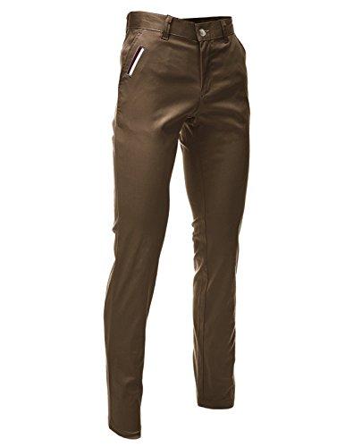 Mens Chino Trousers - 4