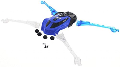 Traxxas-LaTrax-Alias-Quadcopter-BLUE-CANOPY-LED-LENS-FEET-Non-Skid-Screws