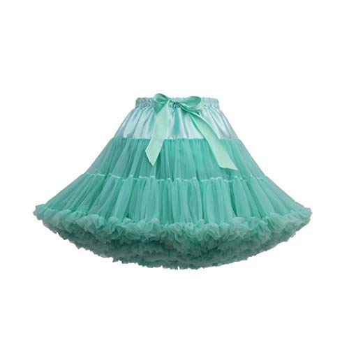 Solido Dance nbsp;nbsp;moda Vintage Tutu Gonna Gonne 1950s Donne Balletto Colore E Elasti Danza Party X8nwO0kP