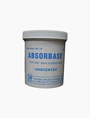 Absorbase Dry Skin Ointment Unscented 1 lb Jar