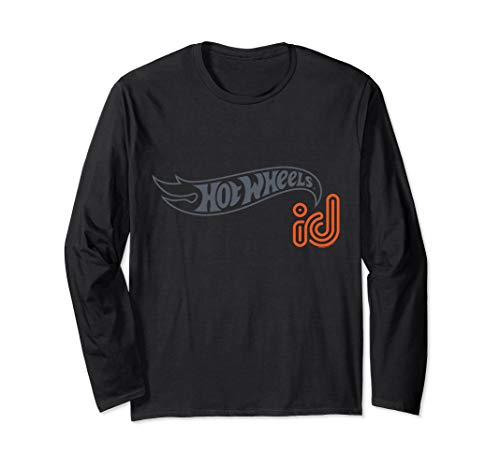 - Hot Wheels ID Logo Long Sleeve T-Shirt