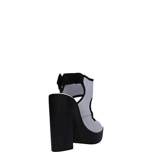 Vic da Nero Bianco Matie '6840d di donna Sandali wRtFxqOTO