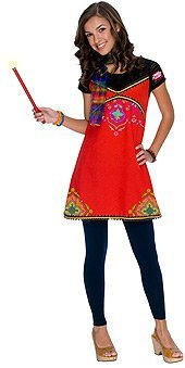 Alex Boho Child Costume - Kids Wizards of Waverly Place Costume by Official Costumes