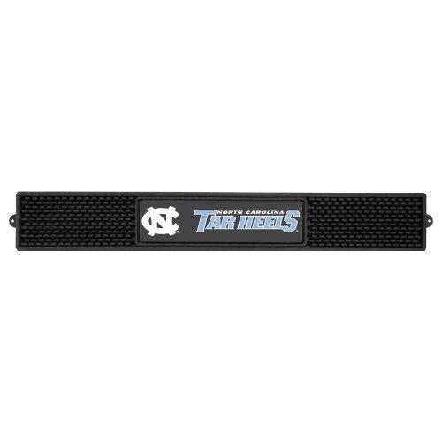 (FANMATS  14020  NCAA UNC University of North Carolina - Chapel Hill Tar Heels Vinyl Drink Mat)
