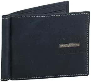 Mini wallet man GUIDO VIETRI blue with underwire banknotes holder A5691