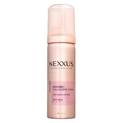 Nexxus Light Hoild Hair Mousse + Volumizing Foam - 2oz ()