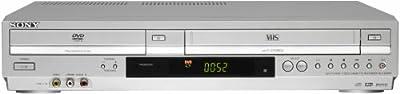 Sony SLVD370P DVD/VCR Progressive Scan Combo Player from Sony