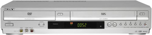 Sony SLVD370P DVD/VCR Progressive Scan Combo Player (Vcrs Sony)