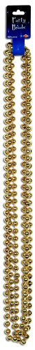 Party Beads - Large Round (gold)    (3/Card)]()