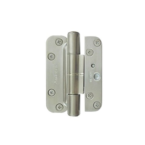 3 Hinge Kit, 2005-Present Andersen FWH Left Hand Door - Brushed/Satin Nickel ()