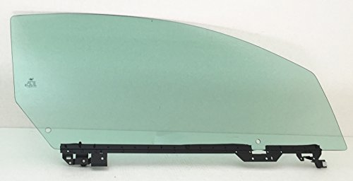 (NAGD Fits 1994-2004 Ford Mustang 2 Door Coupe and Convertible Passenger Side Right Front Door Window Glass)