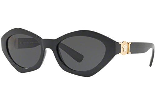 Versace 0VE4334-313/73- TRANSPARENT BORDEAUX 54mm - Versace Eyewear
