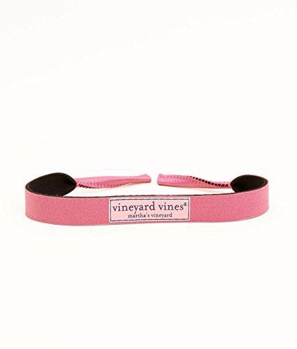 AUTHENTIC VINEYARD VINES Signature Logo PREPPY SOUTHERN PROPER Sunglasses Croakies (Neon Pink) by Vineyard - Vineyard Vines Sunglasses