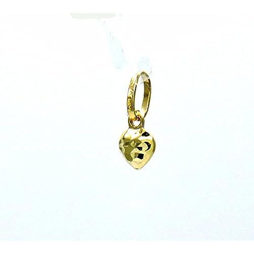 330c48d7763c De alta calidad Pegaso joyas – colgante oro amarillo 18 kt pequeño corazón  diamante Mini –