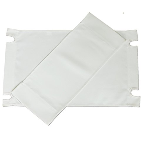 Zew Replacement UV Treated Color Durable Canvas for Bamboo Folding Directors Chairs, ()
