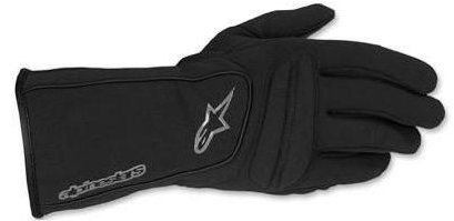 Alpinestars C-2 Windstopper Gloves , Distinct Name: Black, Size: Sm, Gender: Mens/Unisex, Primary Color: Black, Apparel Material: Textile 35201910S ()