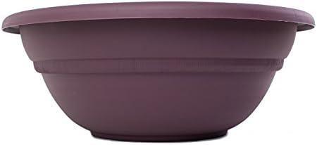 Bloem MB1820-56 Milano Planter Bowl, 20-Inch, Exotica