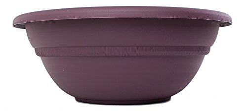 Bloem MB1517-56 Milano Planter Bowl, 17-Inch, Exotica by Bloem