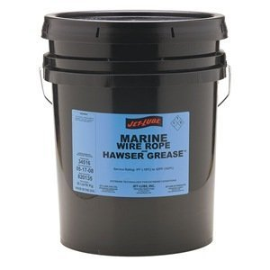 Lithium Grease, Cartridge, 5 Gal. by Jet-Lube