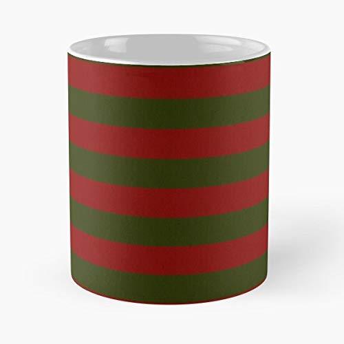 Freddy Krueger Meme (Horror Freddy Krueger Halloween 11 oz Mug Best gifts for Halloween)