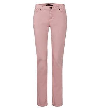 e5366bd85fae zero Damen Jeans Seattle 32 Inch 402690 rose parfait 44  Amazon.de ...
