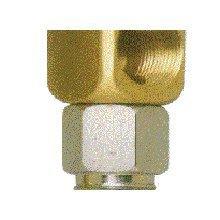 T&S Brass AG-6E Gas Appliance Connectors, SwiveLink, 1