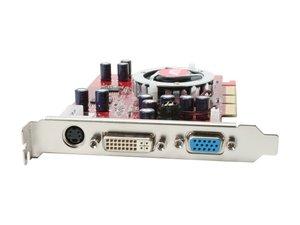 (POWERCOLOR R96 LD3 PowerColor R96-LD3 Radeon 9550 256MB 128-bit DDR AGP 4X/8X Video Card)