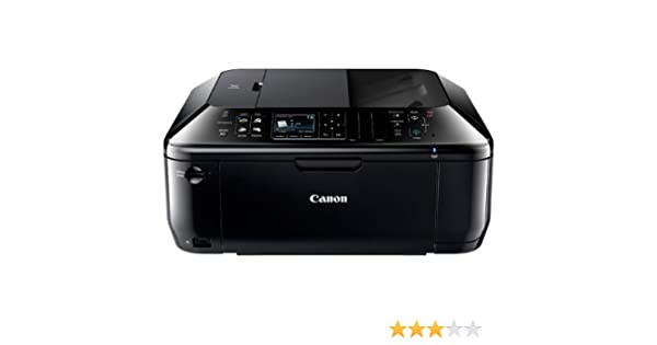 CANON MX510 SCANNER DRIVER FOR MAC