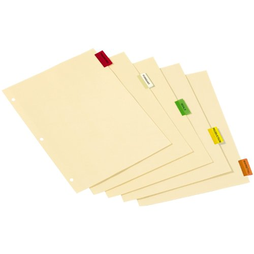 Picture of a Cardinal Insertable Index Paper Dividers