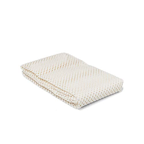 Mockins Premium Grip and Non Slip Rug Pad 9 x 12 feet Area Rug Pad | Keeps Your Rugs in Place and Safe On Any Hard Floor…