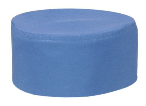 Chef Works Cool Vent Chef Beanie, Blue, One -
