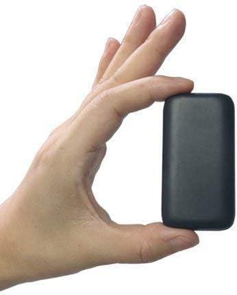 Mini Localizador GPS portatil 30 dias autonomía con botón de ...