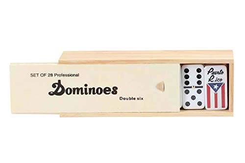 CHH Double 6 Puerto Rico Dominoes