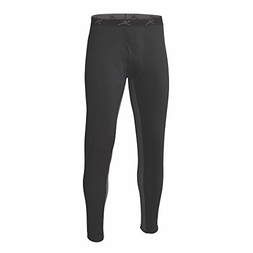 Terramar Beast Extreme Weight Pants, Black, Large/(42''-44'') by Terramar