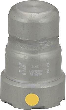 VIEGA MEGAPRESSG Carbon Steel Cap, 1 in.