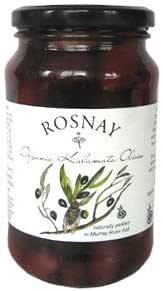 Rosnay Olives Kalamata Olives 375ml