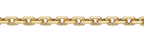 Chaîne Ancre Collier diamanté en or 33360cm