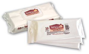 Tranquility Cleansing Wipe, Bath Wipe, 9 x 13 Inch, 50 Pack, 3101 - Case of 12 = 600 Wipes
