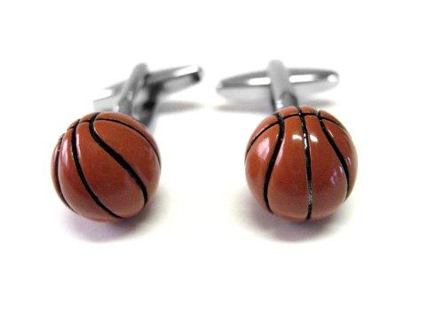 - Basketball Cufflinks