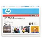 Hewlett-Packard Data Cartridge, 125M, DDS3, 12GB/24GB